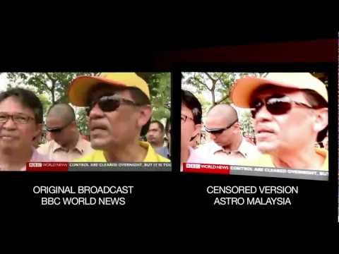 BBC News on Bersih 3.0 - What the government doesn't want you to know
