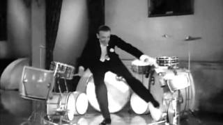 Fred Astaire On Drums