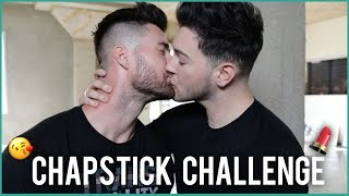 CHAPSTICK CHALLENGE WITH KYLE KRIEGER!