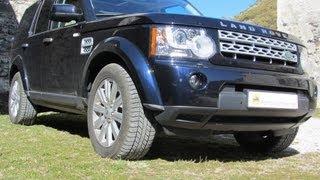 Land Rover Discovery. Prueba Portalcoches.net