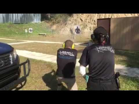 yunquan in counter terrorism tactical shooting training