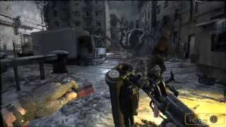 METRO 2033 PC Test Gameplay Maxed out [Very high settings] HD 7870 i5 3470 [ DOF ON Benchmark ] view on youtube.com tube online.
