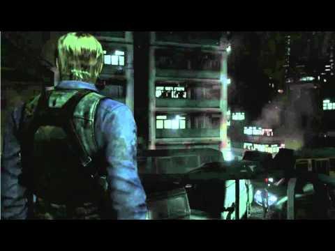 Resident Evil 6 - E3 2012 Gameplay Demo Walkthrough [HD] (Xbox 360/PS3/PC)