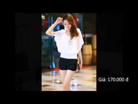 Thời trang nữ đẹp giá rẻ - Mua bán quần áo 24h | Webmua.vn