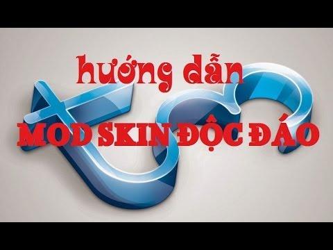 [ThanhMaiBlog]hướng dẫn mod skin game Liên Minh Huyền Thoại