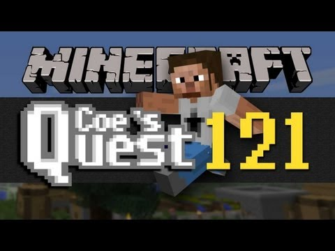 Coe's Quest - E121: Finished Storage (Minecraft)