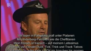 Willy Astor - Frankenlied - Für Nicht-Franken-Text