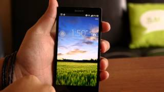 Sony Xperia ZL, Review En Español
