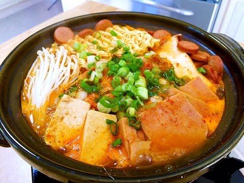 The Famous Korean Army Stew (Budae Jjigae), CiCi Li