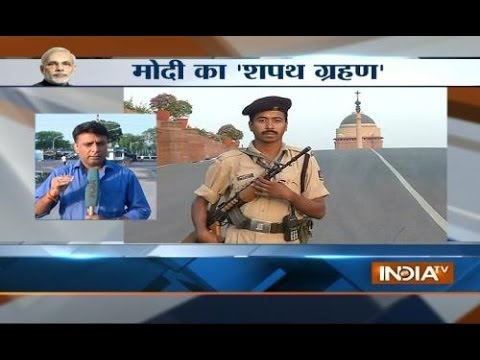 Narendra Modi to be sworn-in as 15th Prime Minister of India today,Part 1