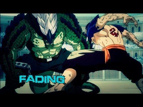 Fairy Tail - Elfman vs bacchus Amv