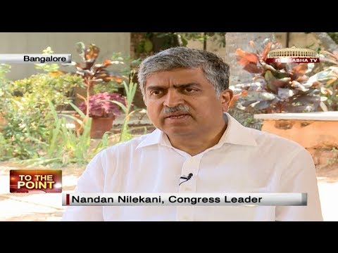 To The Point with Nandan Nilekani