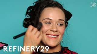I Got Transformed Into Katy Perry | Beauty Evolution | Refinery29