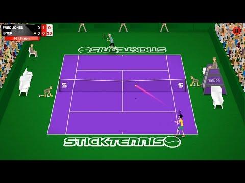 stick tennis pro apk
