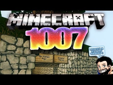 MINECRAFT [HD+] #1007 - Aktion: Deine eigene Bude! ★ Let's Play Minecraft