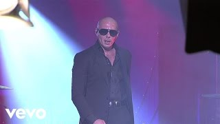 Pitbull - I Know You Want Me (Calle Ocho) (live)