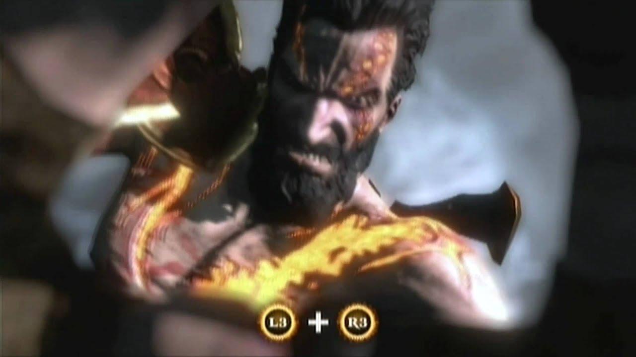 Kratos Brother Deimos [PS3] God of War 3 - D...