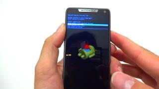Hard Reset Motorola Razr I XT890| Como Formatar