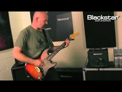 Blackstar HT-1 demonstration