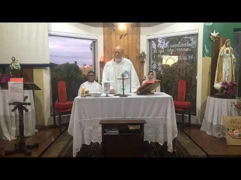 Santa Missa | 18.04.2020 | Padre José Sometti | ANSPAZ