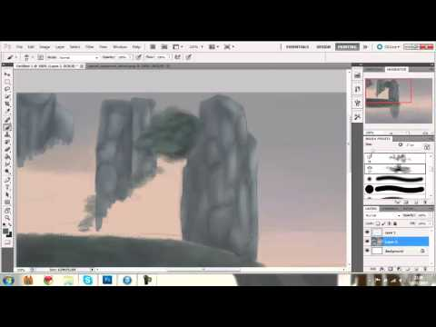 Hình ảnh trong video Speedpaint/Time-lapse - Believe - Sword