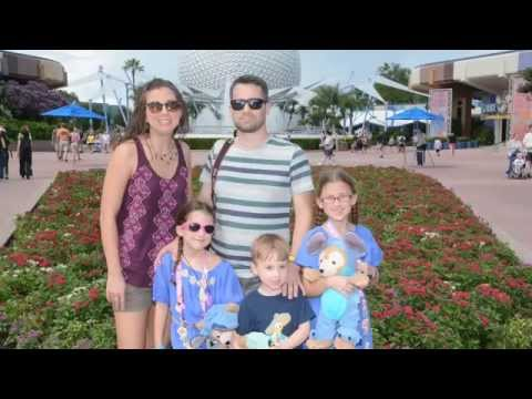 Walt Disney World Family Vacation Video September 2014