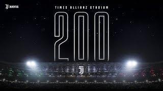 200 Juventus matches at Allianz Stadium!