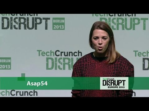 'Asap54' Is The Shazam For Fashion | Disrupt Europe 2013