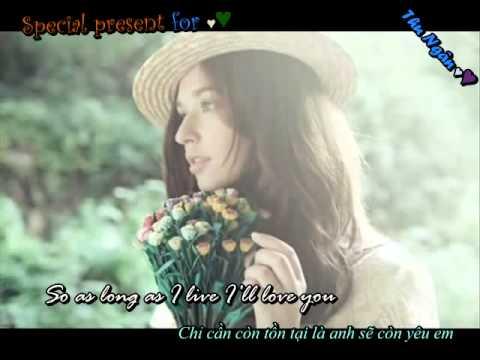 Học tiếng Anh qua bài hát Beautiful in White