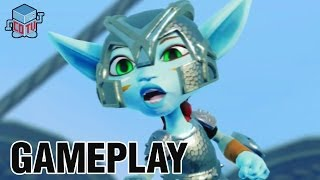 Skylanders Swap Force Gameplay 11 Winter Keep