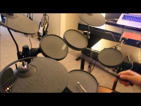 Ain't It Fun - Paramore (Drum Cover)