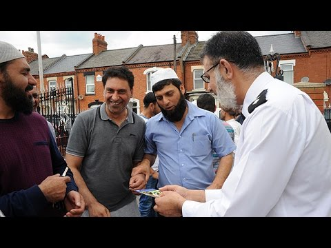 Launch of campaign to recruit more officers from ethnic minorities