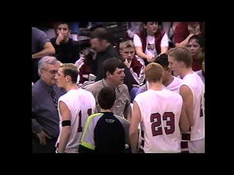 Wells - Harrisville Boys D Regional  3-5-02