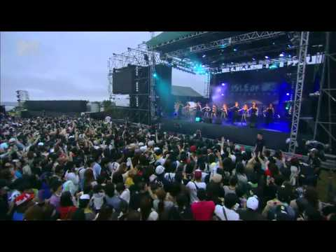 倖田來未 Koda Kumi - BE MY BABY (2013 MTV LIVE)