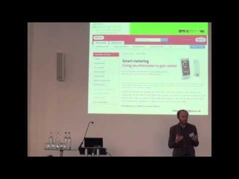 Colloquium 2013: Mike Fell (UCL-Energy)