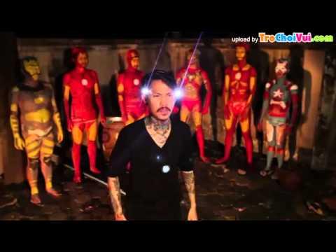 [Hài hước] Iron Man 3 của Thái Lan (Người sắt 3)