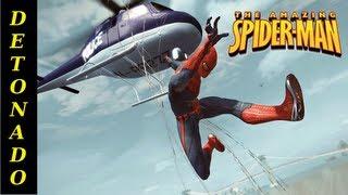 O Espetacular Homem Aranha Detonado Parte 4