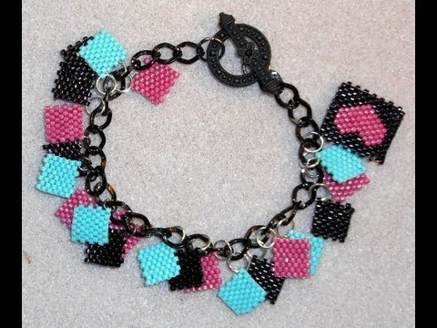 Beaded Confetti Bracelet