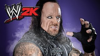 WWE 2K14 DEFEND THE STREAK OVER 30! (HD) (Gameplay