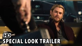 Avengers: Age Of Ultron Special Look Trailer (2015