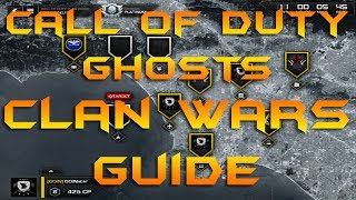 Call Of Duty: Ghosts Clan Wars Launch How To Guide For