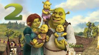 Zagrajmy W: Shrek Forever #2 Bagienne Potyczki