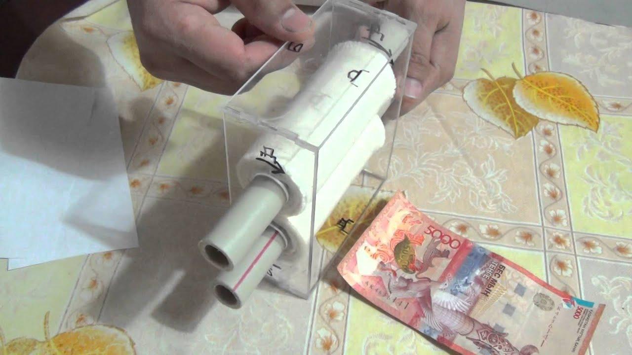 Машина которая делает деньги своими руками