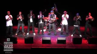 Hypnotic Brass Ensemble - Concert 2009