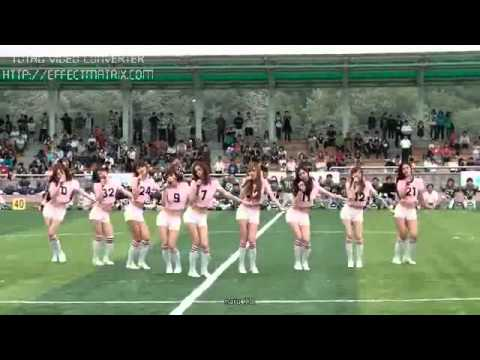 SNSD Oh + Gee live