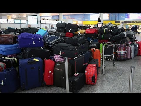Alerta en México por cambio de maletas con drogas en los aeropuertos