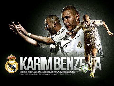 Karim Benzema the best of goals 13/14