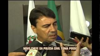 Novo chefe da Pol�cia Civil toma posse em Belo Horizonte
