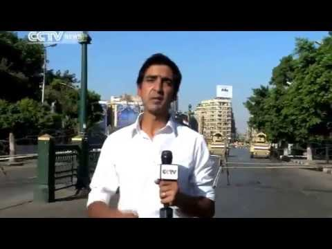 Egypt: Morsi's Supporters Clash with Police