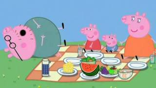 Prasátko Pepina – Piknik
